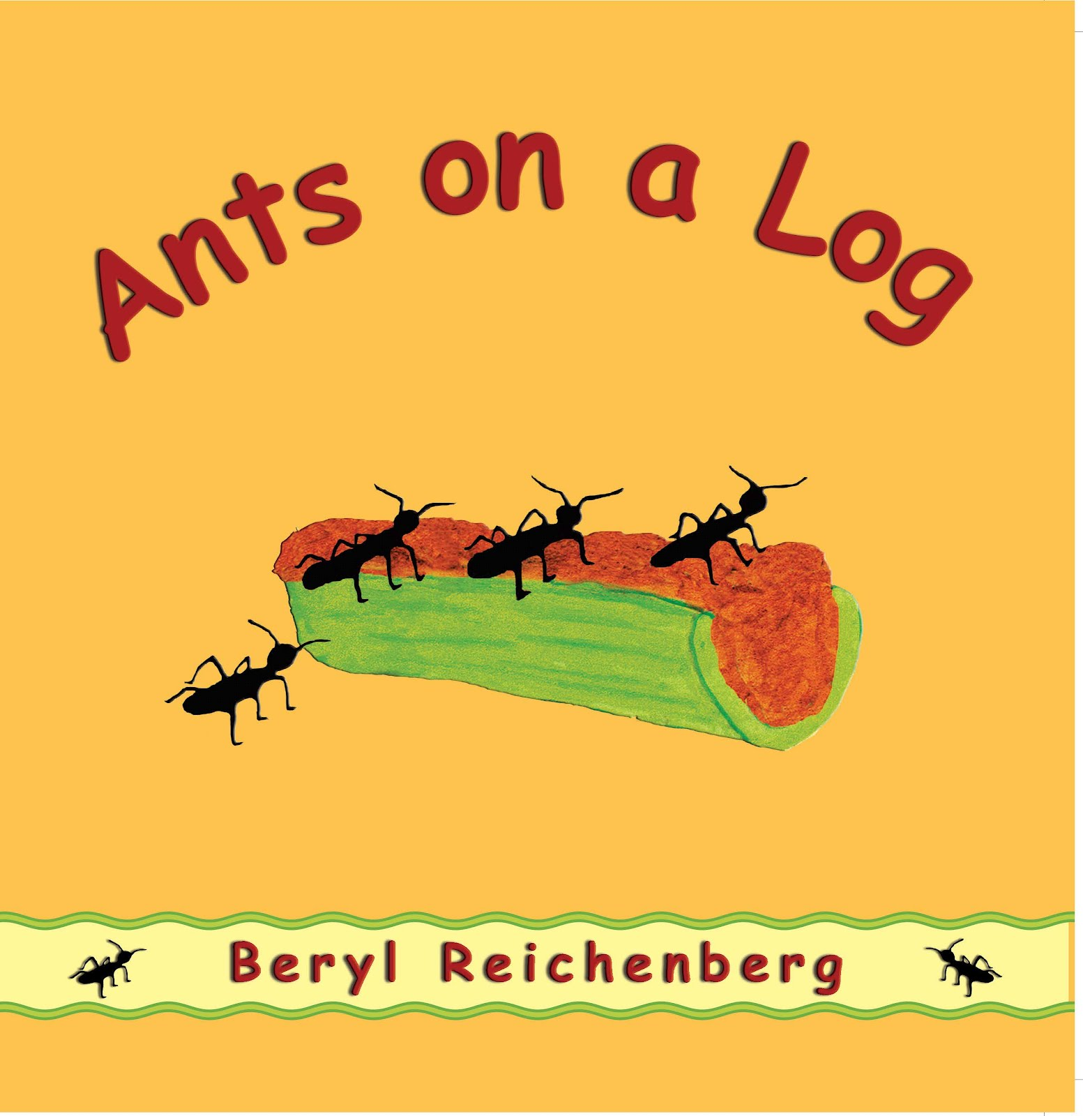 Ants Front Cover
